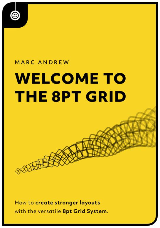 Download free ebook 8pt Grid Guide - Lapa Ninja