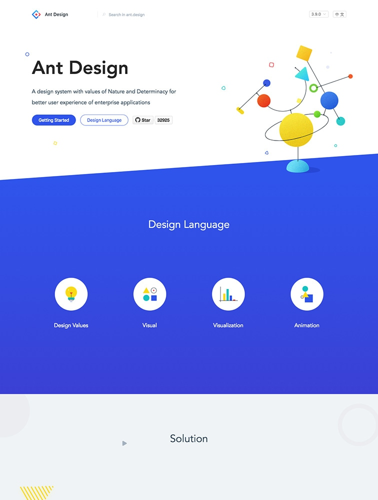 Ant Design React