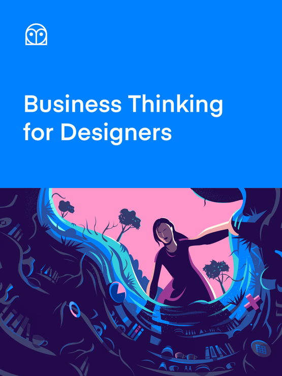 Download free ebook Business Thinking for Designers - Lapa Ninja