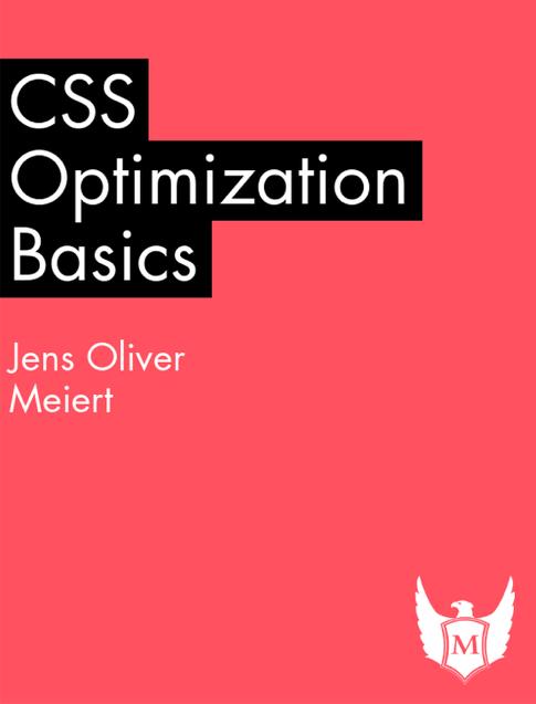 Download free ebook CSS Optimization Basics - Lapa Ninja