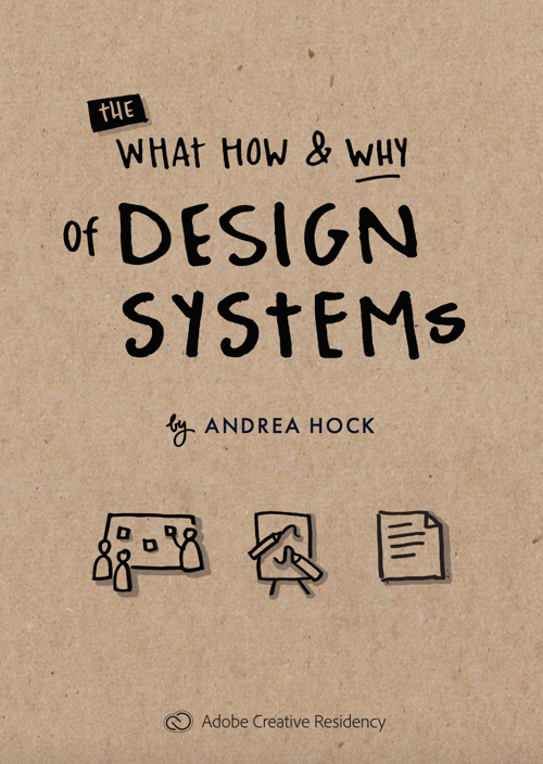 Download free ebook Design Systems - What How Why - Lapa Ninja