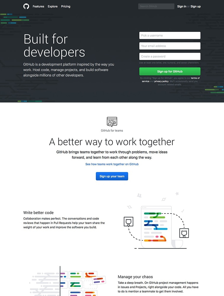 Github Projects Ideas
