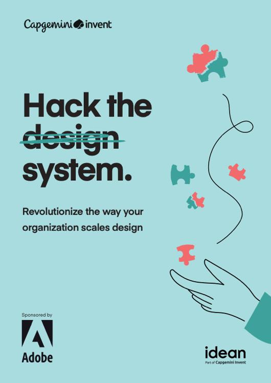 Download free ebook Hack the Design System - Lapa Ninja
