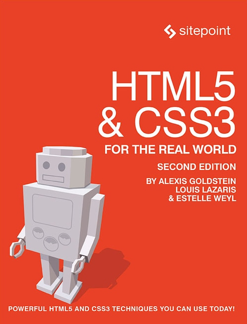 Download free ebook HTML5 & CSS3 for the Real World: 2nd Edition - Lapa Ninja