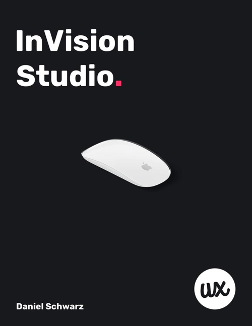 Download free ebook InVision Studio Pocketbook - Lapa Ninja