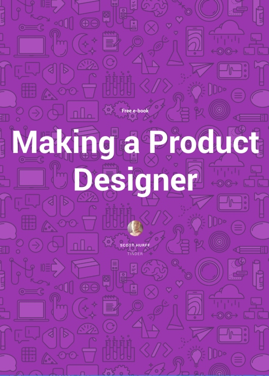 Download free ebook Making a Product Designer - Lapa Ninja