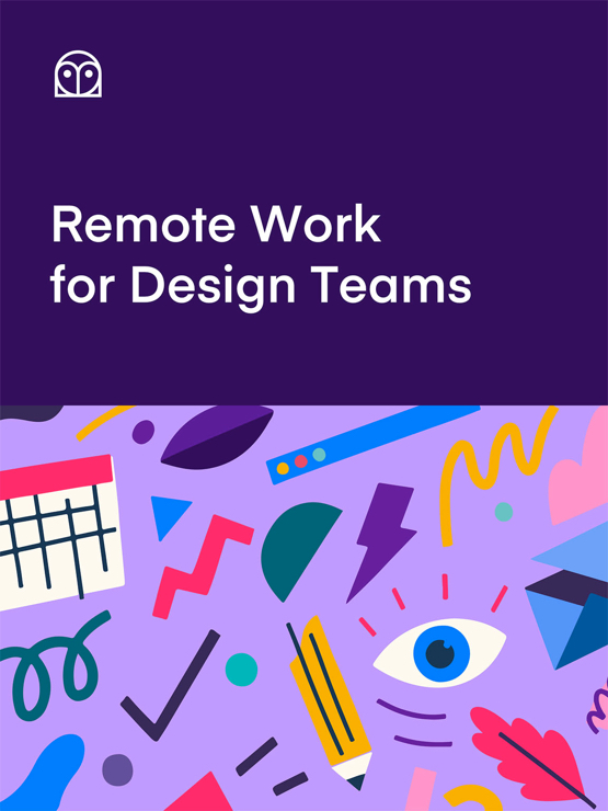 Download free ebook Remote Work for Design Teams - Lapa Ninja