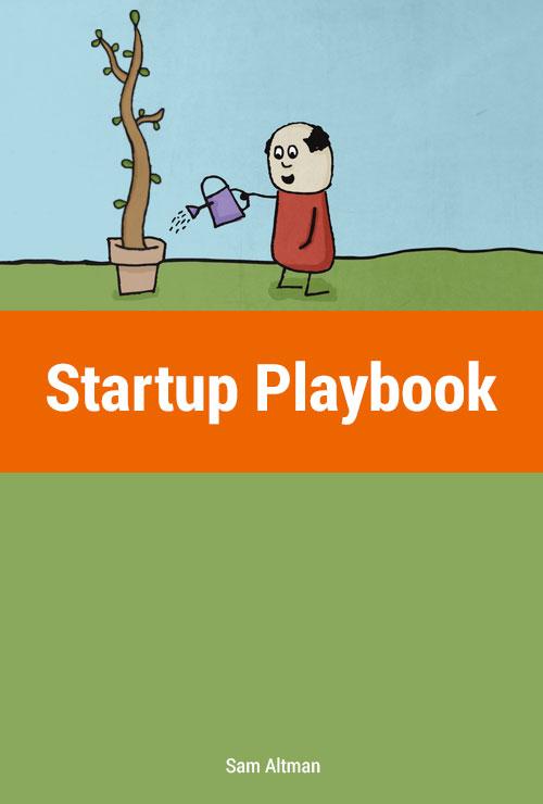 Download free ebook Startup Playbook - Lapa Ninja