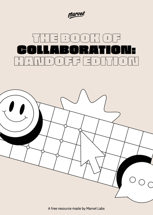 Download free ebook The Book of Collaboration: Handoff Edition - Lapa Ninja