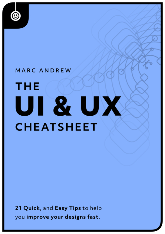 Download free ebook The UI & UX Cheatsheet - Lapa Ninja