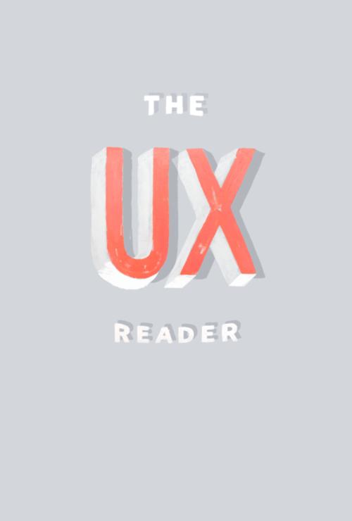 Download free ebook The UX Reader - Lapa Ninja