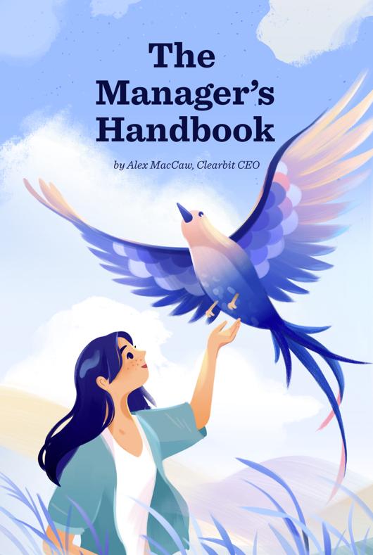 Download free ebook The Manager's Handbook - Lapa Ninja