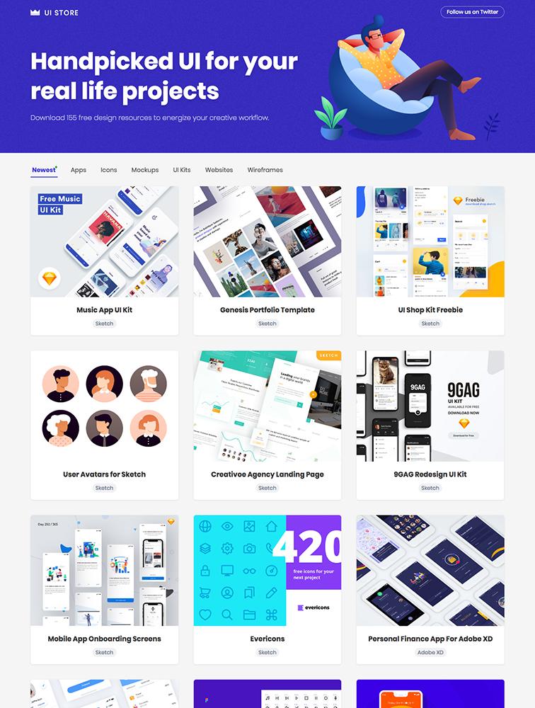 2147 Landing Page Design Inspiration - Lapa Ninja