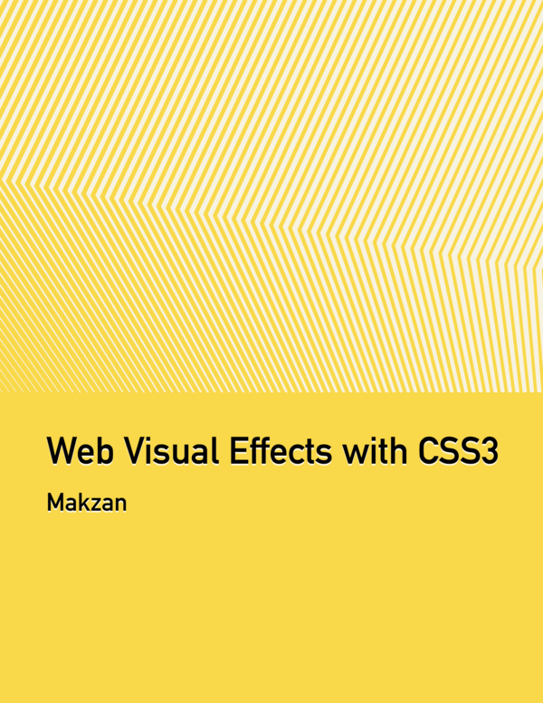 Download free ebook Web Visual Effects With CSS3 - Lapa Ninja